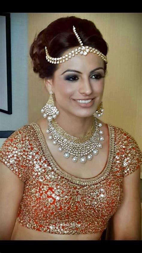 diamond  pearls set party decoracion indian wedding