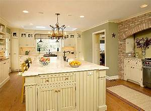 traditional long island country kitchen packard With kitchen colors with white cabinets with nc state wall art