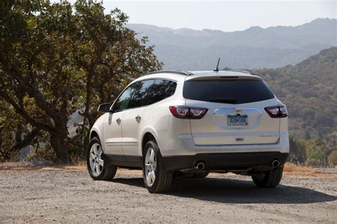 2014 Traverse Updates & Changes  Gm Authority