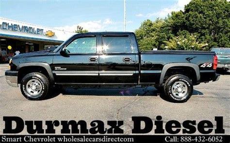 Find Used Used Chevrolet Silverado 2500 Hd Duramax Diesel