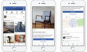 Vendre Sur Facebook Particulier : facebook lance marketplace pour acheter et vendre des produits sur facebook blog du mod rateur ~ Medecine-chirurgie-esthetiques.com Avis de Voitures