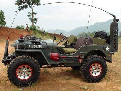 Modifikasi Willys Offroad by Eramobila Reinkarnasi Modifikasi Mobil Jeep Ex Perang