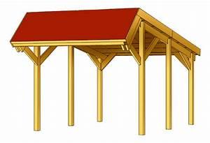 Welches Material Für Carport Dach : holz carport skanholz harz pultdach einzelcarport vom garten fachh ndler ~ Sanjose-hotels-ca.com Haus und Dekorationen