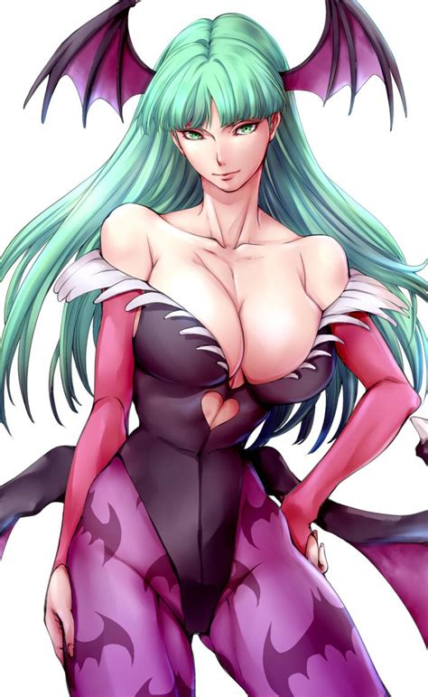 Darkstalkers Morrigan By Yasshan Gamer Stuff