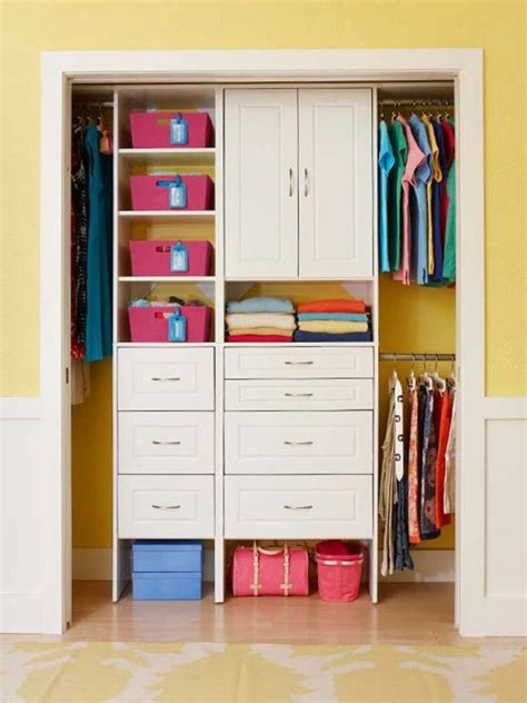 Small Master Bedroom Storage Ideas Small Closet Ideas