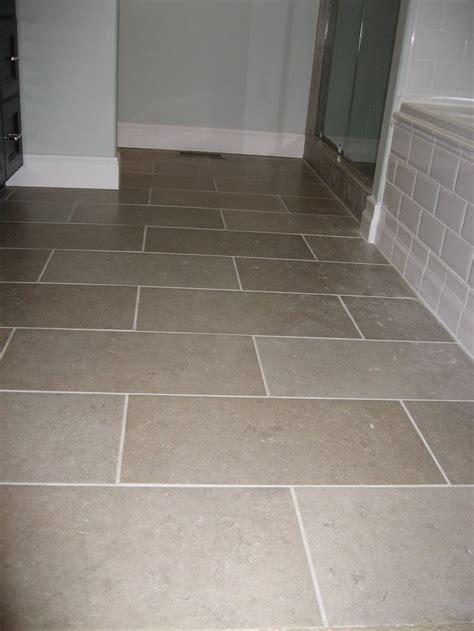 subway tile floor subway tile floor mud room pinterest