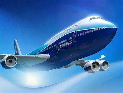 Boeing 747 Future Jet Desktop Airplanes Travel