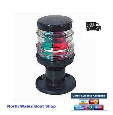 Canal Boat Navigation Lights by Boat Navigation Lights Boat Deck Spreader Light Light Boat