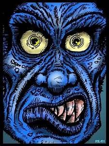 Dessin Qui Fait Tres Peur : r sultat du concours votre monstre qui fait peur fanartstrip le blog 100 bd et dessins de ~ Carolinahurricanesstore.com Idées de Décoration