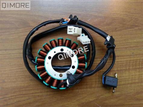 18 Coil Magneto Stator For Motorcycle Virago Xv250 V Star