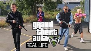 Grand Theft Auto 5 Characters In Real Life | www.imgkid ...