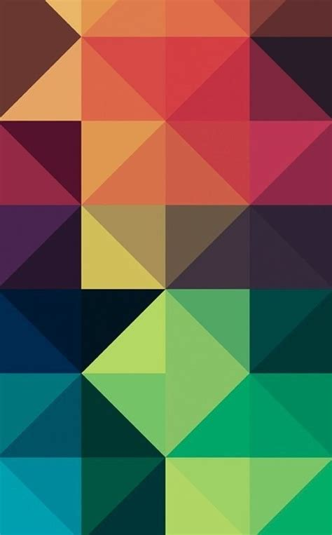 Geometric Wallpaper For Phone by 500x805px Geometric Phone Wallpaper Wallpapersafari