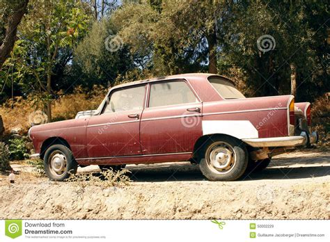 peugeot big cars old peugeot 404 editorial stock image image of automobile