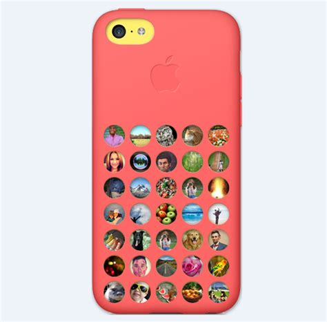 iphone 5c cases for official iphone 5c cases fixed with casecollage filler