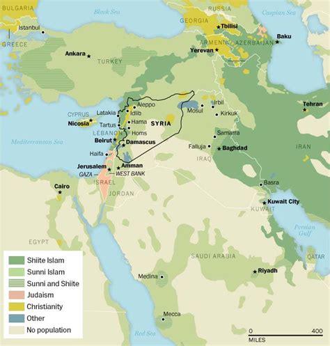 sunnis  shiites  fighting explained