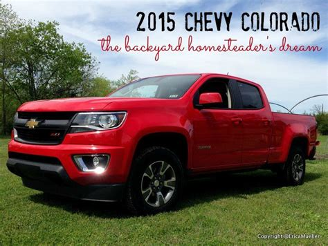 2015 chevy colorado reviews