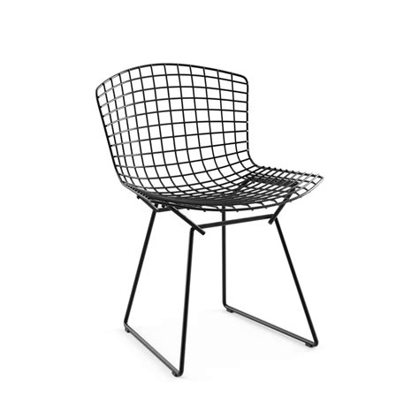 bertoia side chair by harry bertoia for knoll up interiors