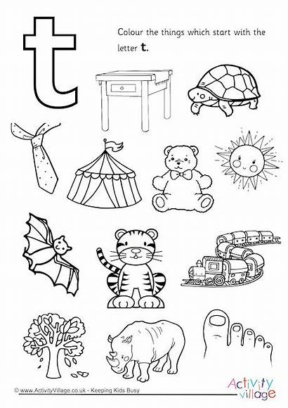 Colouring Letter Start Coloring Pages Activity Getdrawings