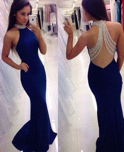 tight blue homecoming dresses