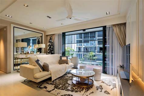 14 X 14 Living Room Design by Anhans Interior Design Interior Designers In Singapore