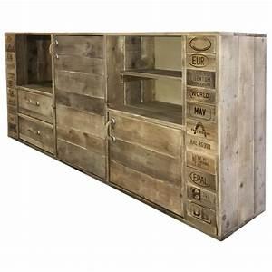 Kommode Aus Paletten : gro e highboard kommode aus palettenholz premium palettenm bel ~ Watch28wear.com Haus und Dekorationen