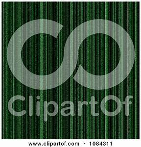 Clipart Black And Neon Green Matrix Background Royalty
