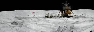 Apollo Surface Panoramas AS16-116-18573 - AS16-116-18582