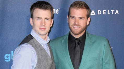 Chris Evans' Brother Scott Shares the Cutest Childhood ...