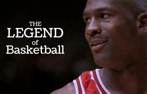 Michael Jordan  The Legend Of Basketball (top Plays