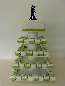 Petit Fours Hochzeit : cake cube wedding cake konz niedermennig hochzeit modern petit fours hochzeitstorte ~ Orissabook.com Haus und Dekorationen