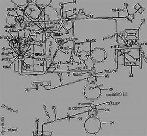 Generator  Ignition And Starter Wiring  Gasoline   01h01  - Tractor John Deere 3010