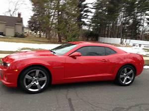 Red 2011 Chevrolet Camaro Ss W   Mods 520 Rwhp For Sale