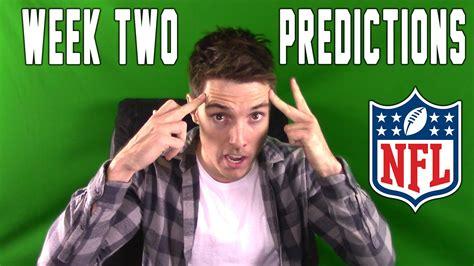 Lazarbeam Predicts! Nfl Week Two! Youtube