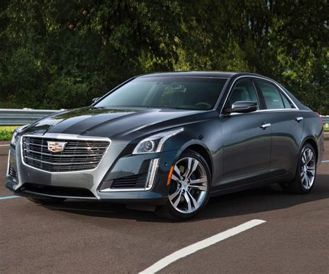 2017 Cadillac Cts Release Date, Redesign And Pictures