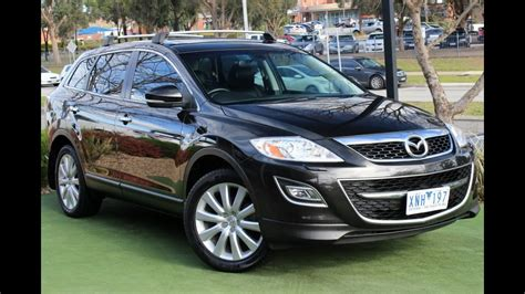 Grand Touring Autos by B5530 2009 Mazda Cx 9 Grand Touring Auto 4wd My10 Review