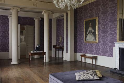 zoffany classic damask wallpapers designed