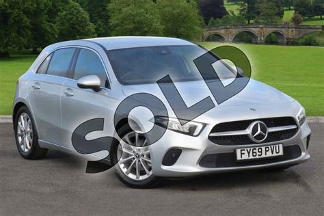 In order to confirm the reservation you will be required to pay a fully refundable. Mercedes-Benz A Class A180 Sport Executive 5dr for sale at Mercedes-Benz of Boston (Ref: 017 ...