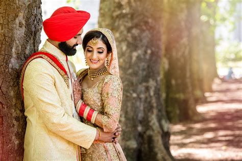 Glamorous Punjabi Wedding {australia}  The Big Fat Indian