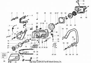 Poulan Pp255 Gas Saw  255 Gas Saw Parts Diagram For Starter