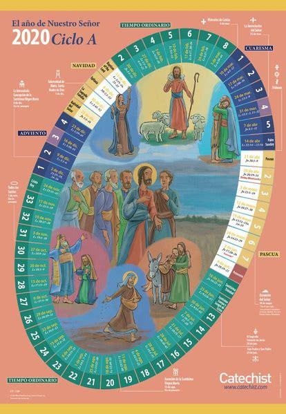 year lord liturgical calendar classroom