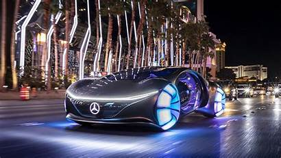Benz Mercedes Avtr Vision Wallpapers 5k