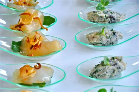 canapes on spoons recipes 113 best canape images on drink cooking