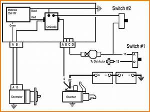 Automotive Generator Wiring Diagram