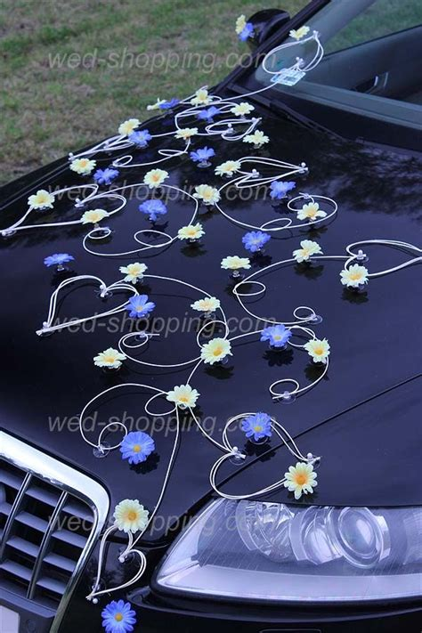 46 best images about wedding getaway cars on cars floral garland and vintage