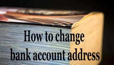 To change your name on your accounts, bank cards and statements, you'll need to visit a branch. SBI Address Change: How to change address in SBI bank account?