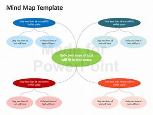 mind map template editable powerpoint templatae With mind map template powerpoint free download