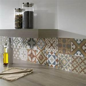 Carrelage Mural Adhésif Cuisine : carrelage marocain un art en forme de carreaux ~ Dailycaller-alerts.com Idées de Décoration