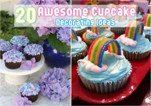 Homemade Halloween Decorations Pinterest by 20 Awesome Cupcake Decorating Ideas Diy Craft Projects