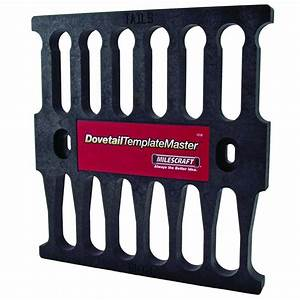 porter cable 2 1 2 in x 6 in single hinge template 59370 With dovetail template master
