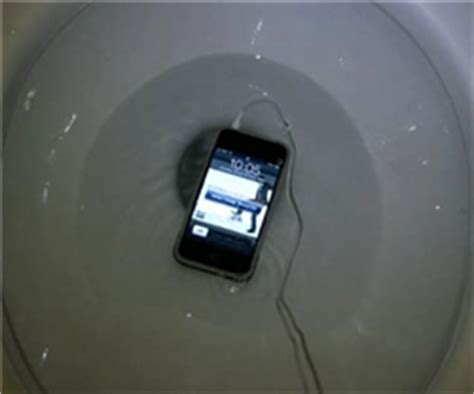 phone fell in toilet how to survive an iphone liquid submersion hint it s not